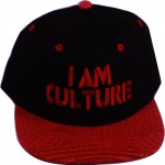 Red | Black | Red Strapback [Top View]