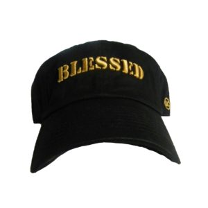 Blessed Baseball Cap [Front View]
